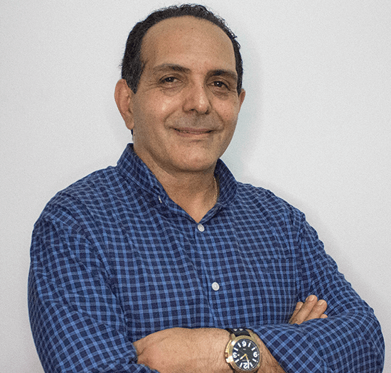 Dr. Antônio Luís Lima  Carrilho