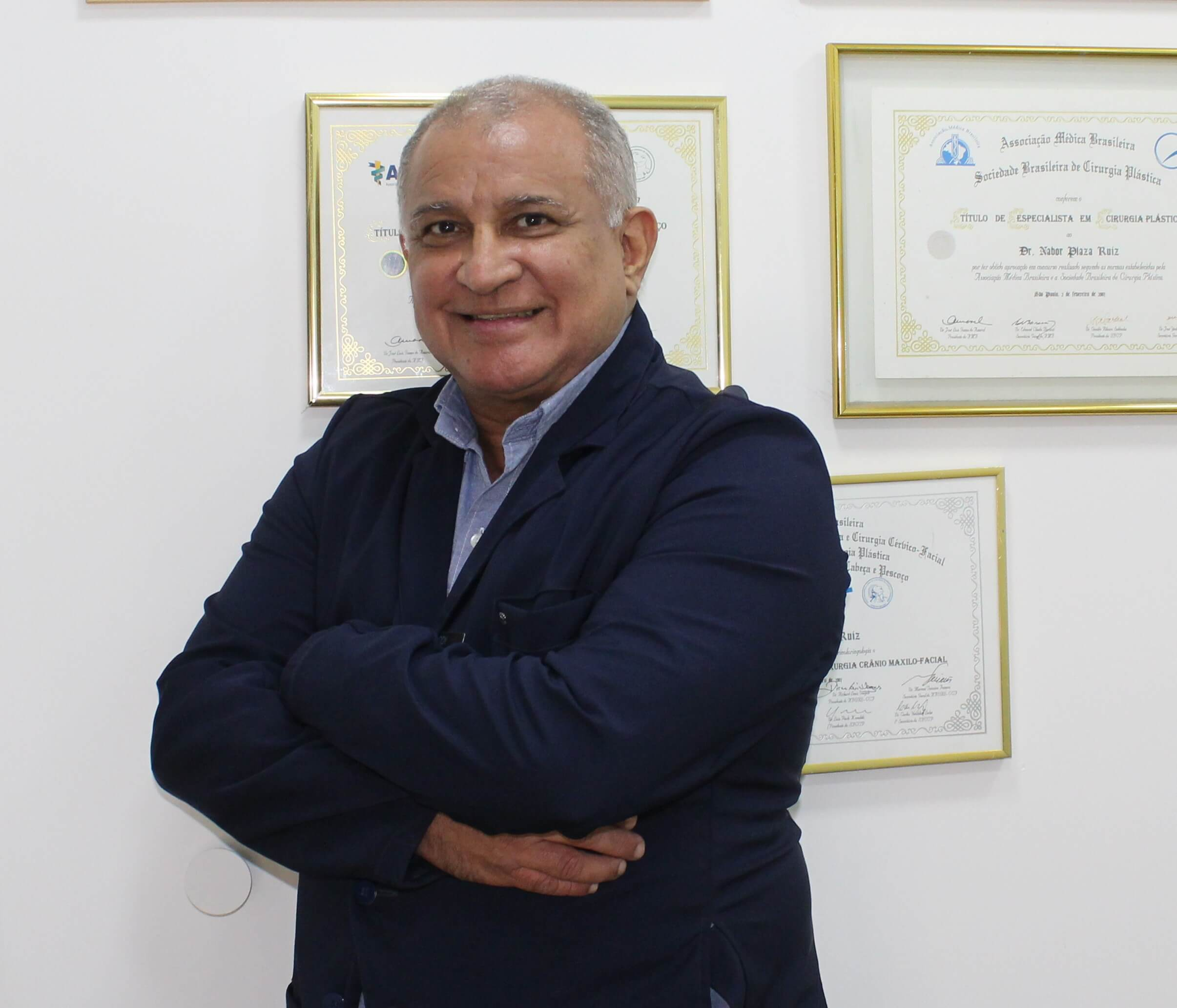 Dr. Nabor Plaza