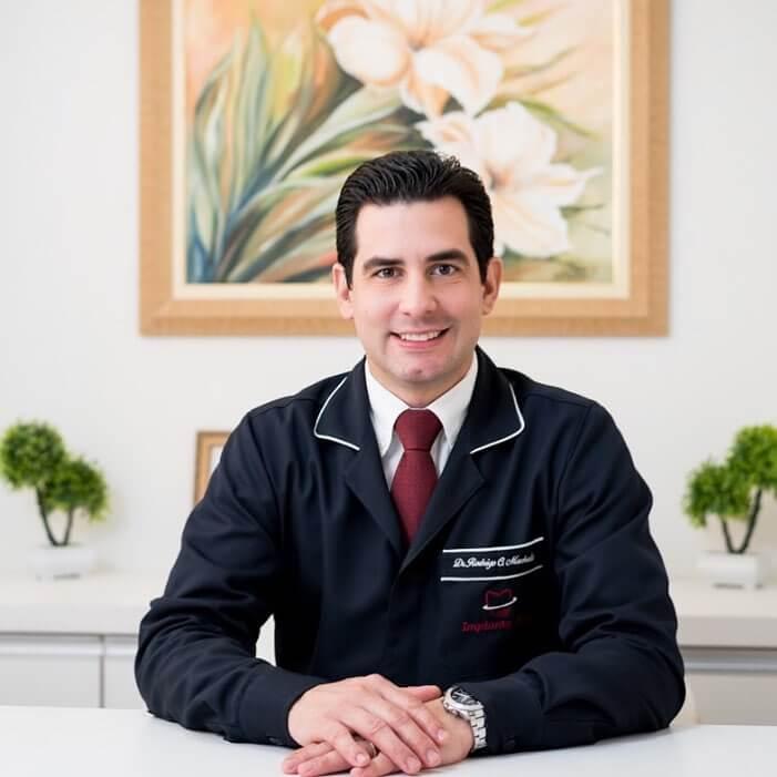 Dr. Rodrigo C. Machado