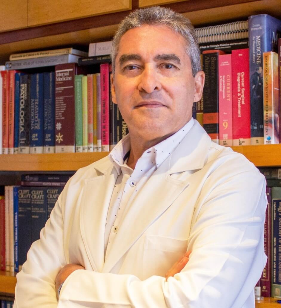 Dr. Alberto Magno Lott Caldeira