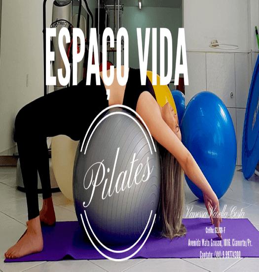 Dra. Vanessa Varella Costa - Espaço Vida Pilates