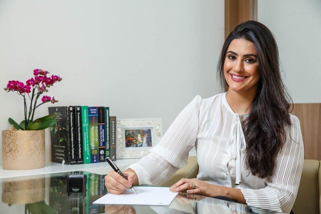 Dra. Nabila Abdalla.