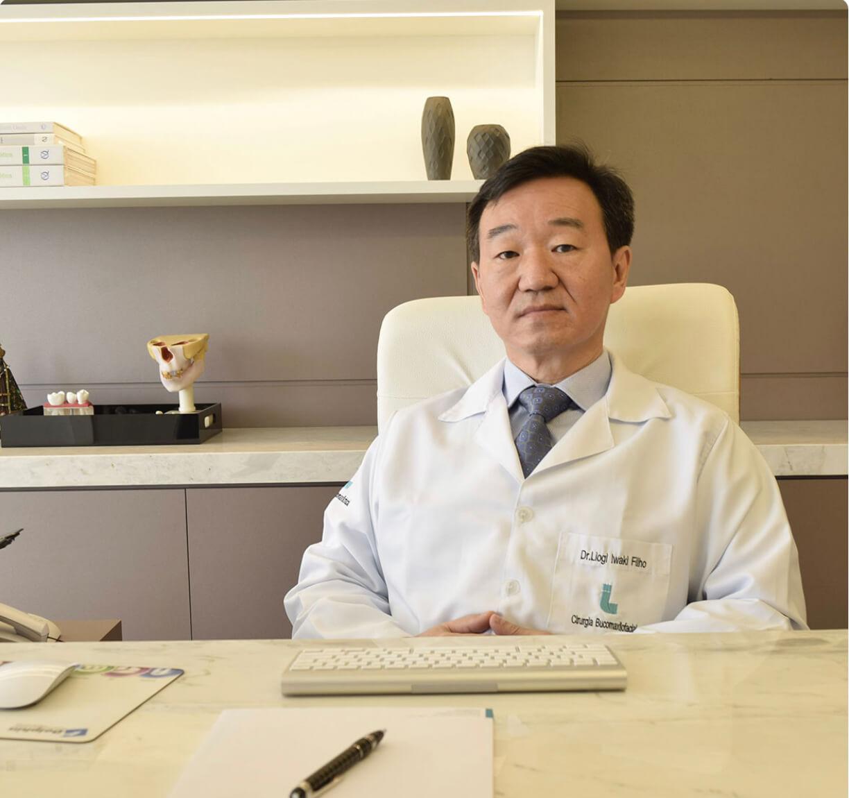 Dr. Liogi lwaki Filho.