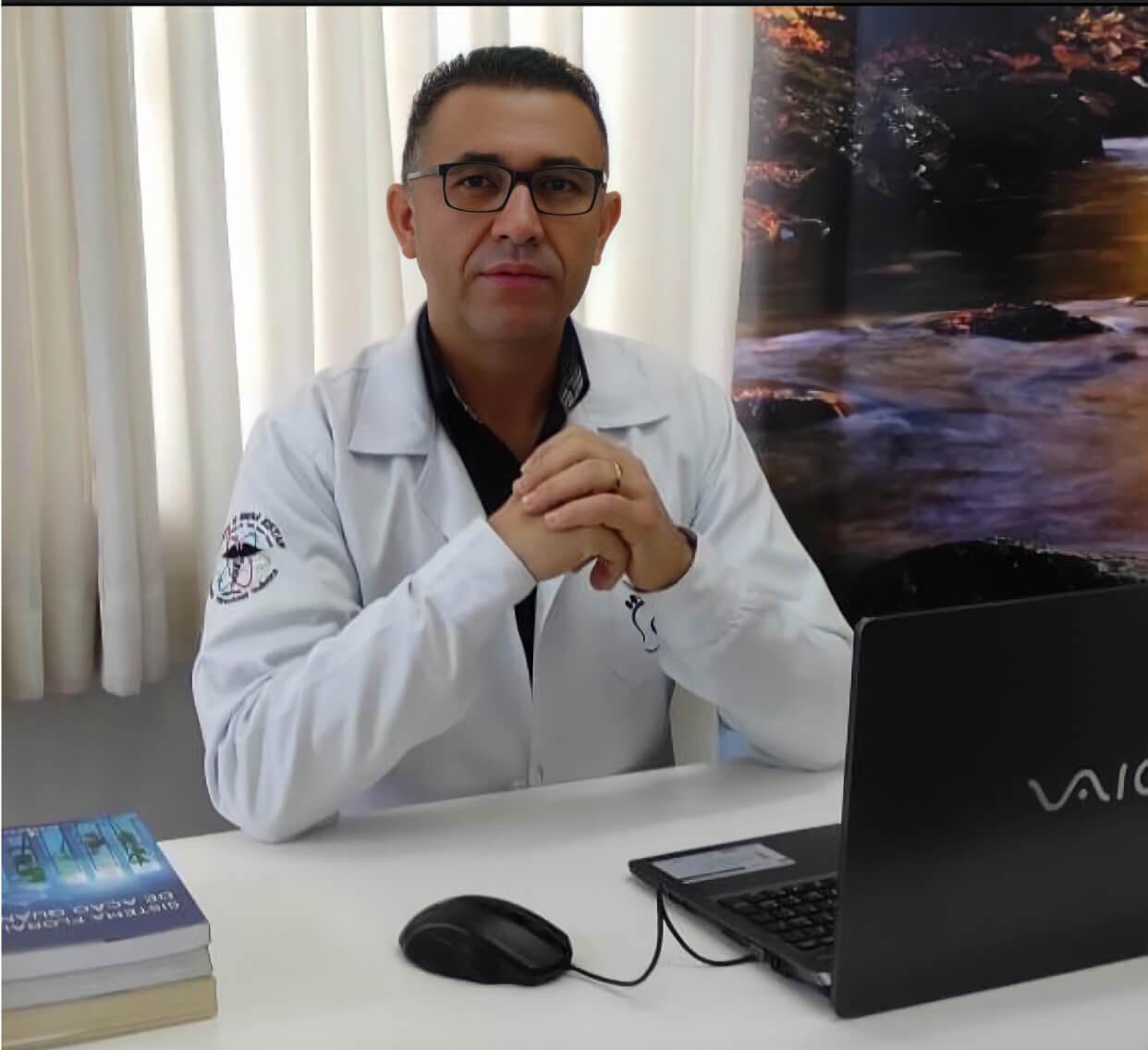 Samoel Ferreira  - Terapeuta Integrativo