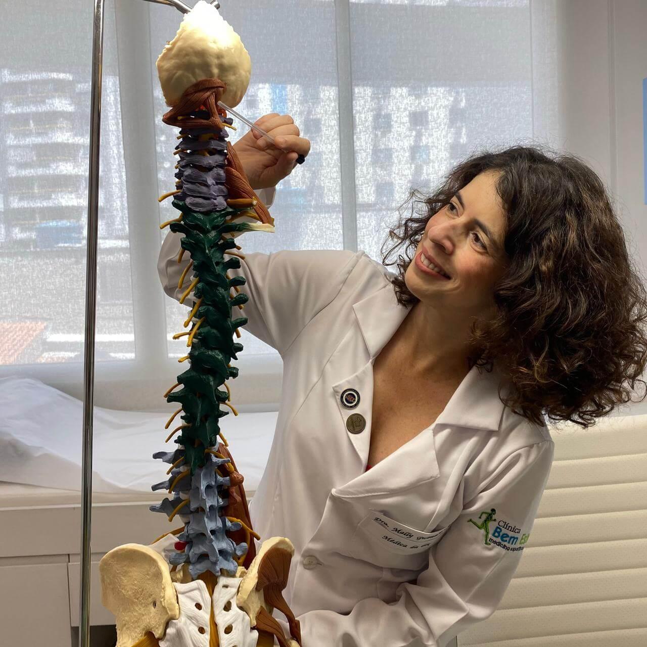 Dra. Mally Guanabarino