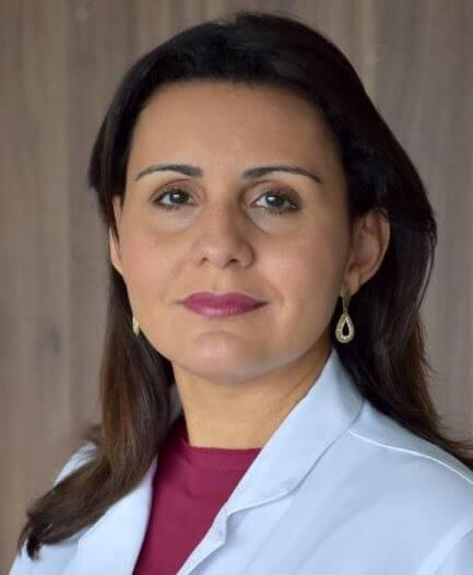 Dra. Aline Maria Garcia Costa e Melo