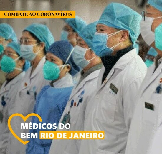 Médicos do bem, Rio de Janeiro.
