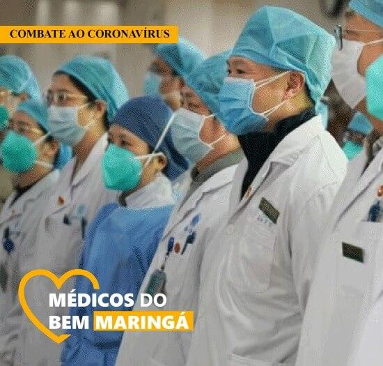 Médicos do bem, Maringá