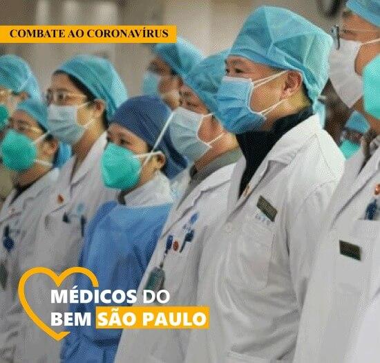 Médicos do bem, São Paulo.