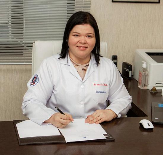 Dra. Anne Caroline L. Benedi