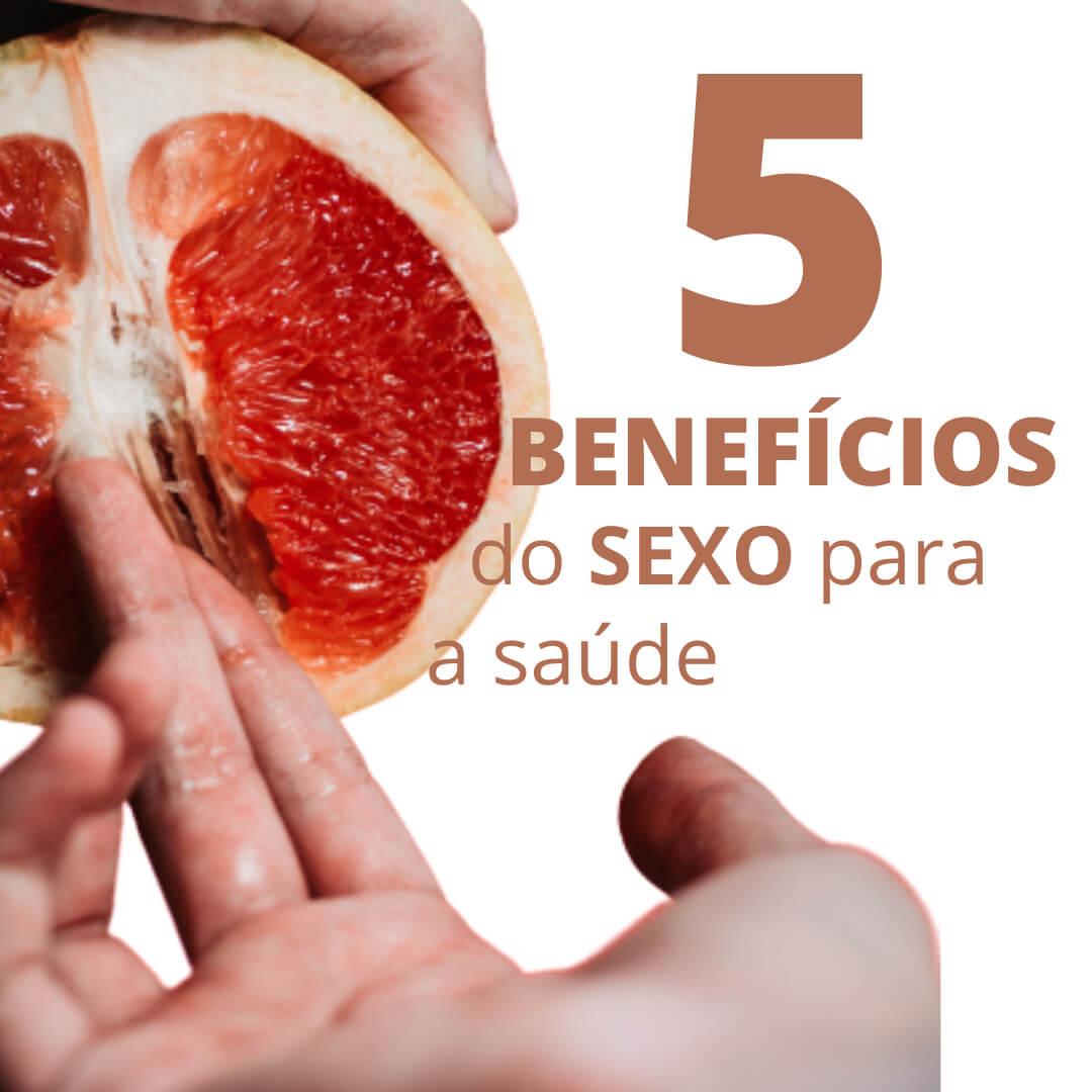 5 benefícios do sexo para saúde