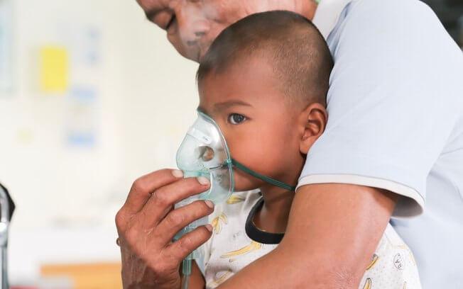 Doenças respiratórias: Como saber o que seu filho apresenta?