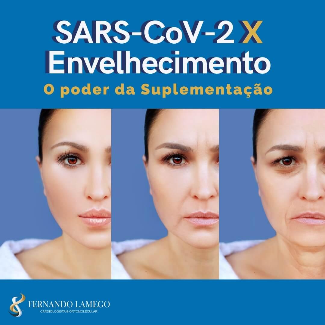 SARS-CoV-2 X Envelhecimento