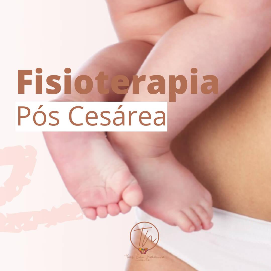 Fisioterapia Pélvica no pós parto