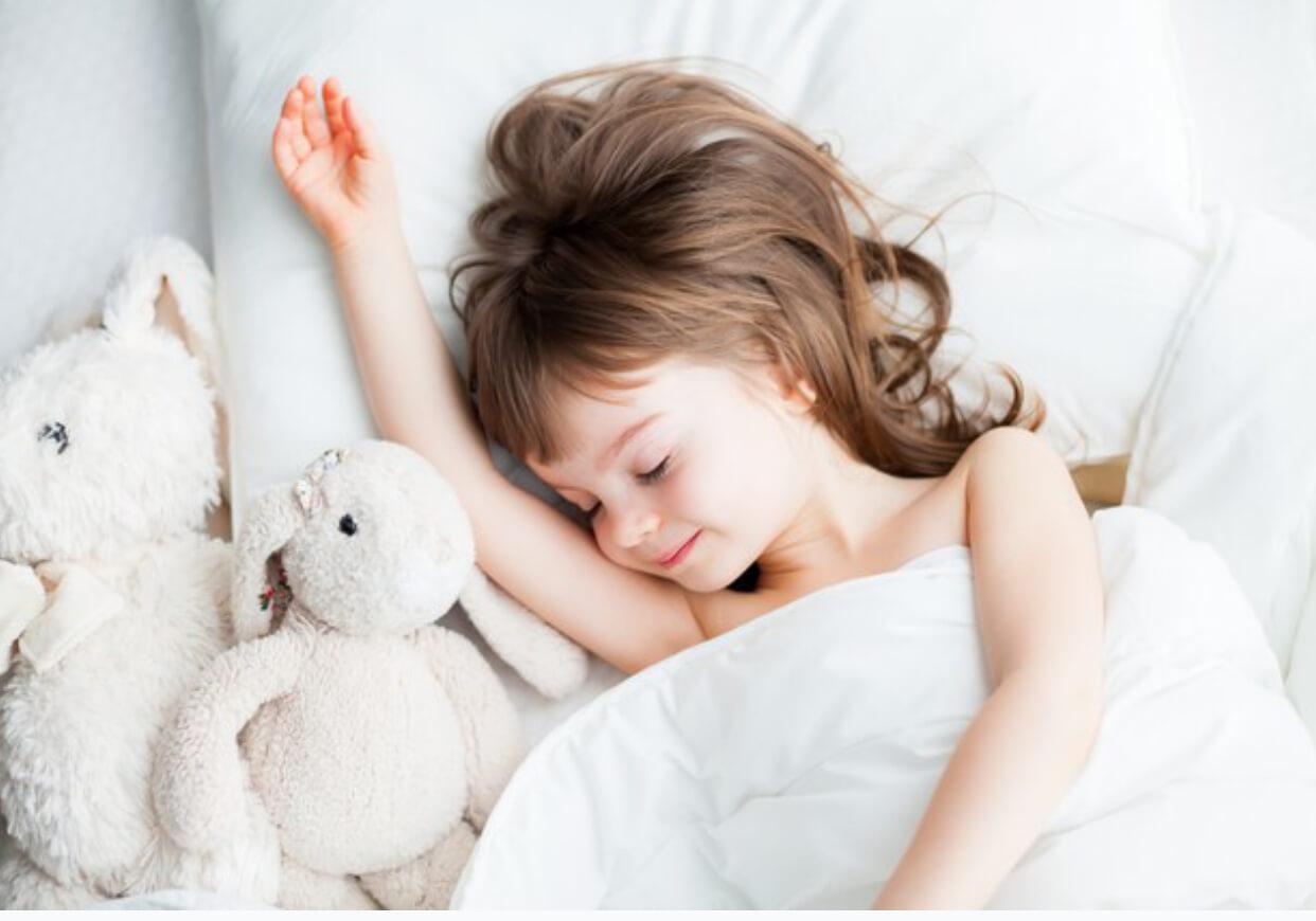 Como reconhecer que a criança não dorme bem?