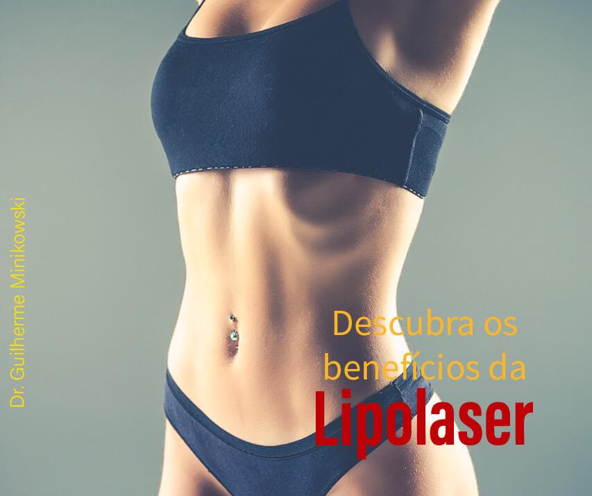 Conheça os benefícios da Lipolaser